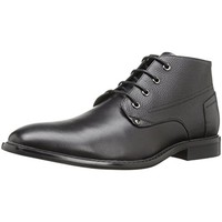 English Laundry Mens Chiswick Leather Ankle Chukka Boots