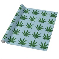 Weed Wrapping Paper