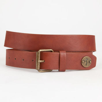 Focused Space Fixture Mens Belt Brown  In Sizes