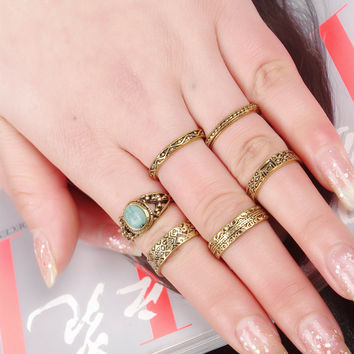 New Fashion Jewelry Designer Inspired Finger Ring Best Gift =