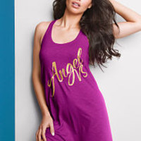 Sleepshirts & Nighties: Slips, Tees, Nightgowns, Sleepshirts & Sexy Sleepwear at Victoria's Secret