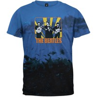 Beatles - On Stage Tie Dye T-Shirt