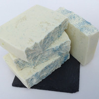 Blue Pumice Morning Soap