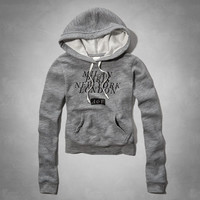 City Graphic Hoodie