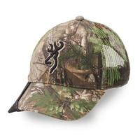 Browning Realtree Xtra Green Camo Strutter Trucker Hat