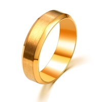 Jewelry Gift New Arrival Shiny Men Stainless Steel Simple Design Stylish Ring [6526801475]