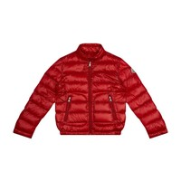 Moncler Acorus Quilted Down Jacket | Harrods.com