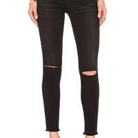 FRAME Denim Le Skinny De Jeanne in Empire