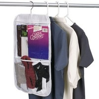 Household Essentials Clear Stocking Organizer