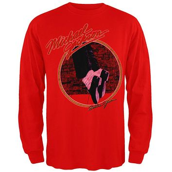 Michael Jackson - Toes Long Sleeve T-Shirt
