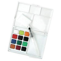 Save On Discount Sakura Koi Watercolor Paint Set, Travel Pocket Size, 12 Half-Pans & More Sets at Utrecht