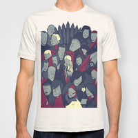 Game of Thrones T-shirt by Ale Giorgini
