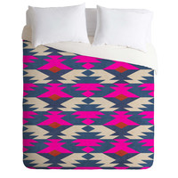 Holli Zollinger Diamond Kilim Duvet Cover