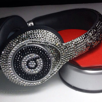 Custom Executive Beats by Dre Headphones Tri Color
