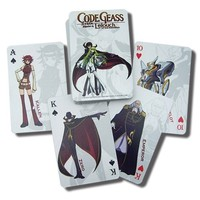 Code Geass Playing Cards GE2021