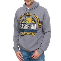 Golden State Warriors Spring Hits Pullover Hoodie – Gray