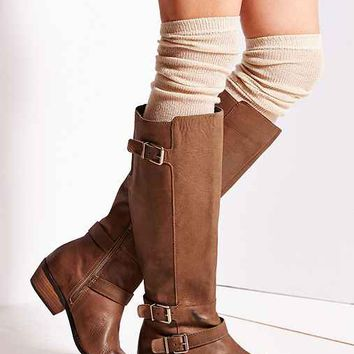 Dolce Vita Cambridge Triple Buckle Tall Boot-