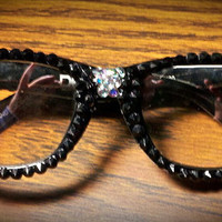 geek chic glasses by SugarandSpeisz on Etsy