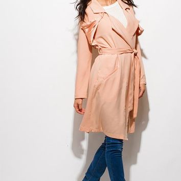 Long Sleeve Best Of The Day Blush Jacket