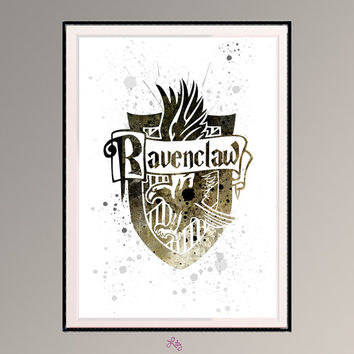 Ravenclaw Crest from Harry Potter Movie by LilytheLovely on Etsy
