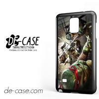 Ninja Turtles 3d For Samsung Galaxy Note 4 Case Phone Case Gift Present