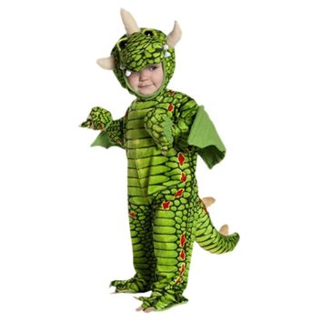 Boys Toddler Dragon Costume Childrens Fancy Dress Cosplay Anime
