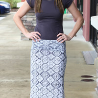 Season Of Love Maxi Skirt