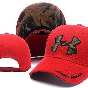Under Armour Women Men Sport Embroidery Baseball Cap Hat-6