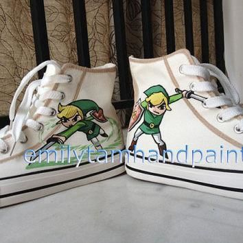 hand painted converse sneakers custom kicks best birthday gift or christmas gift