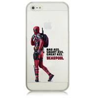 Deadpool Phone Case for iPhone 5 5S On Sale