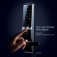 SAMSUNG Fingerprint Digital Door Lock SHS-5230+Remote