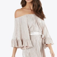 Pleaty Lady Romper