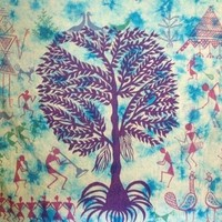 Tribal Tree of Life  - Mellow Mood