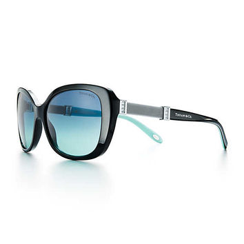 Tiffany & Co. - Tiffany Somerset™:Cat Eye Sunglasses