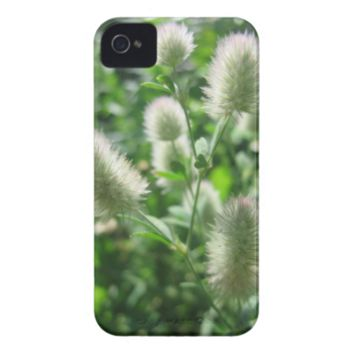 Fluffy Green iPhone 4 Case