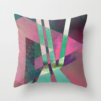See-Through Throw Pillow by DuckyB (Brandi)
