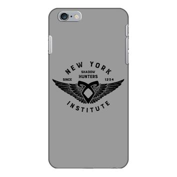 New York Shadow Hunters Institute iPhone 6/6s Plus Case