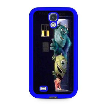 Sully And Mike Samsung Galaxy Case Available For Galaxy S4 Case Galaxy S5 Case Galaxy S6 Case Galaxy S6 Edge Case