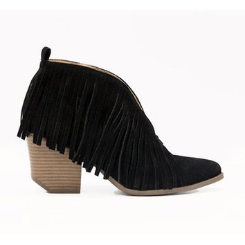 The Carrie bootie from PeaceLove&Jewels