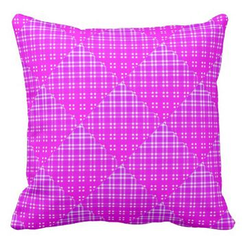 Carnival Water Ice Throw Pillow