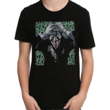 DC Comics Batman The Joker Haha T-Shirt