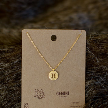 Must Have Gemini Necklace