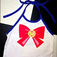 SWEET LORD O'MIGHTY! SAILOR SCOUT HALTER