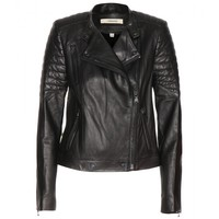 j brand - crista leather biker jacket