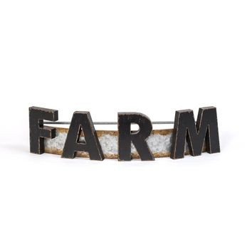 4 IN FARM GENERAL STORE SIGN