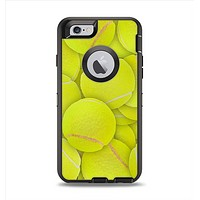 The Tennis Ball Overlay Apple iPhone 6 Otterbox Defender Case Skin Set