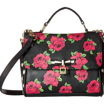 Betsey Johnson Top-Handle Crossbody