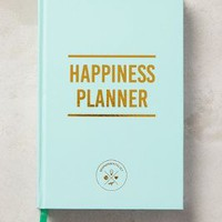 The Happiness 100-Day Planner by Anthropologie