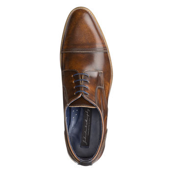 Hannigan Cap Toe