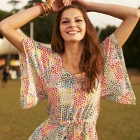Lana Kimono Sleeve Top - People Tree